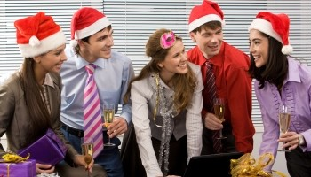 Celebrating Christmas parties without the tax hangover!