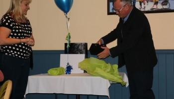 Retirement Dinner for Peter McKinnon
