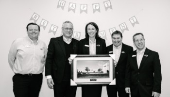Peter McKinnon 30 June Retirement Party