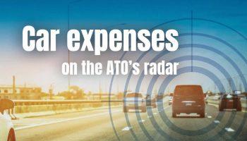 Car expenses on the ATO radar