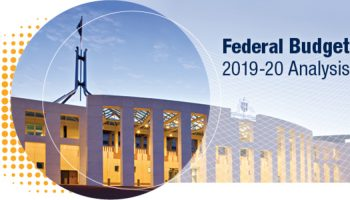 2019 Federal Budget wrap up