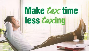 How to make tax time less taxing